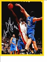GOLDEN STATE WARRIORS ADONAL FOYLE SIGNED 8X10