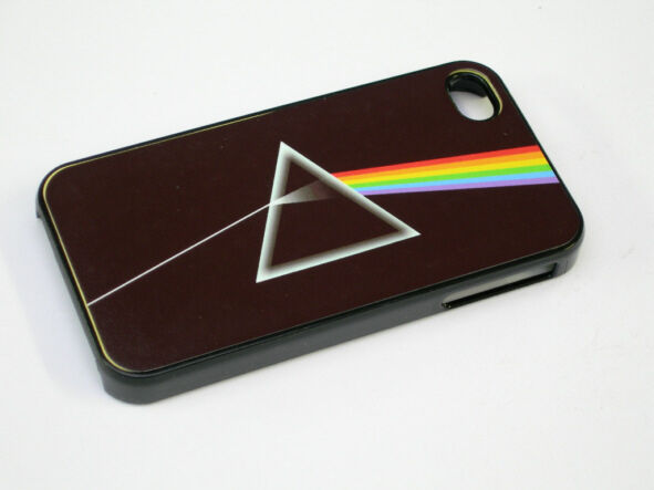iphone 4 4s mobile phone hard case cover Pink Floyd Dark ... - photo#10