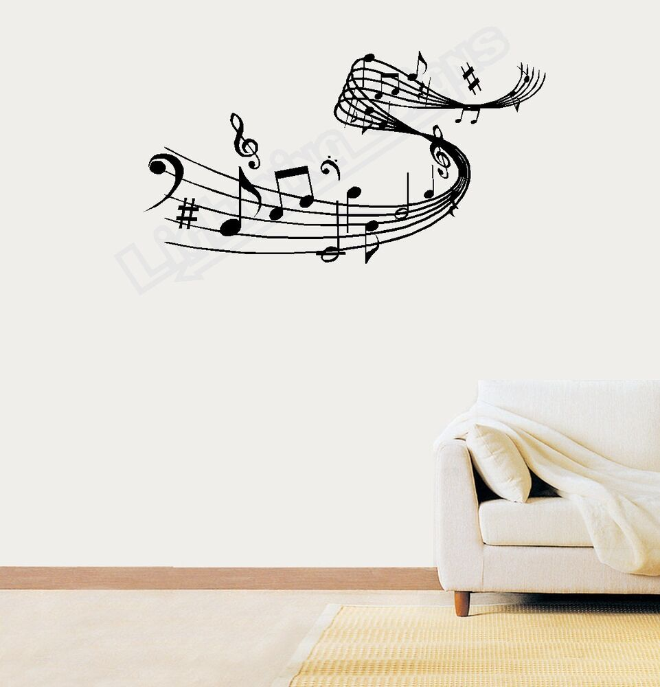Lounge Living Room Wall Stickers Uk