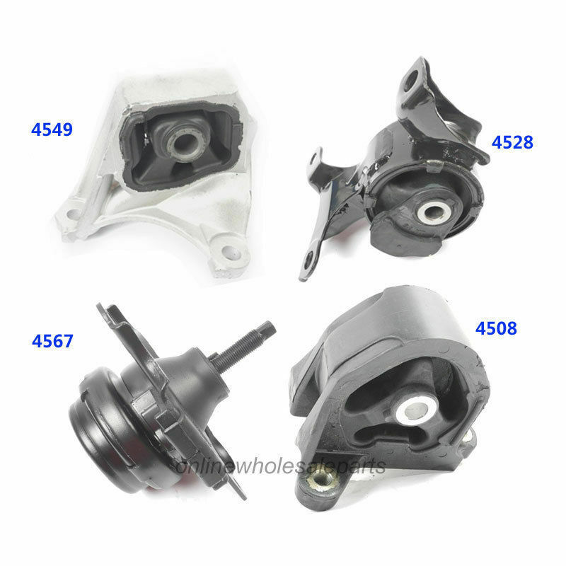 02 06 acura rsx honda civic si standard transmission for Rsx passenger motor mount