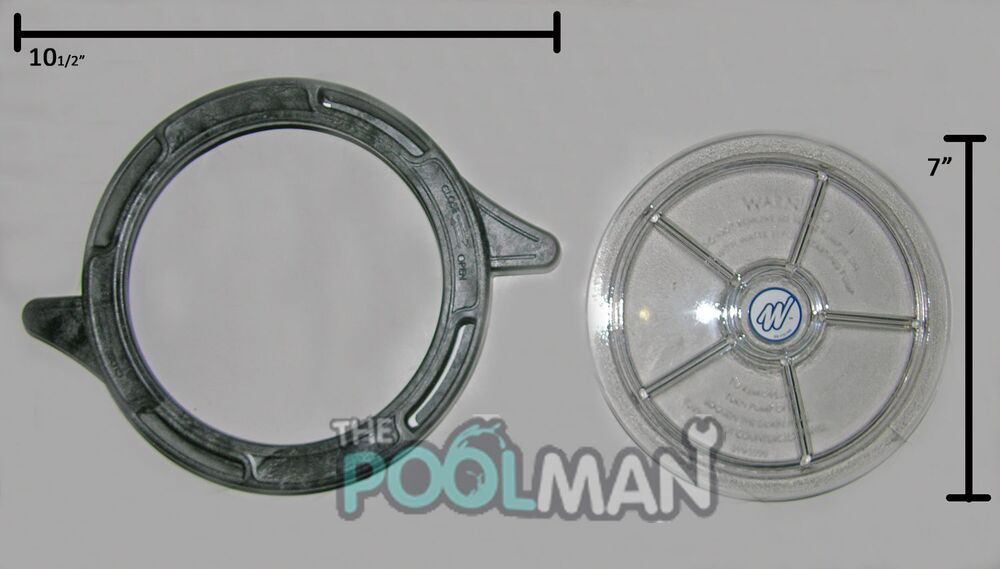 Waterway Champion Swimming Pool Pump Lid New Style 319