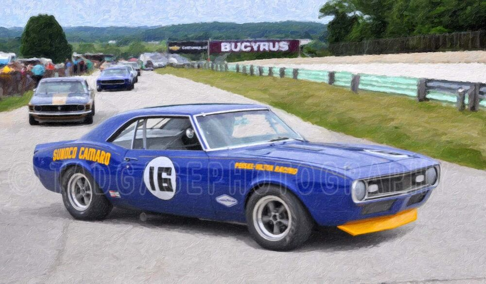 Trans Am Gt Race Car For Sale