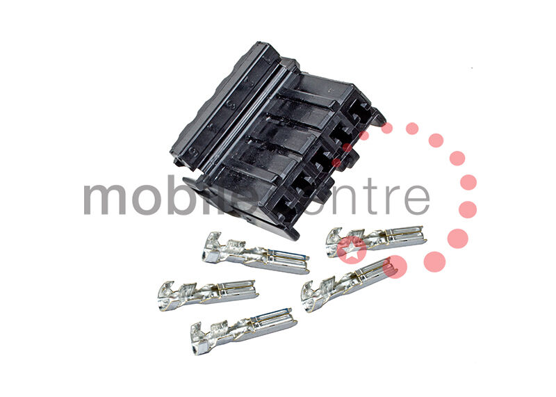 5 way connector  u0026 terminals to suit yuf500150lnf puma heated seat switch 5060451590135