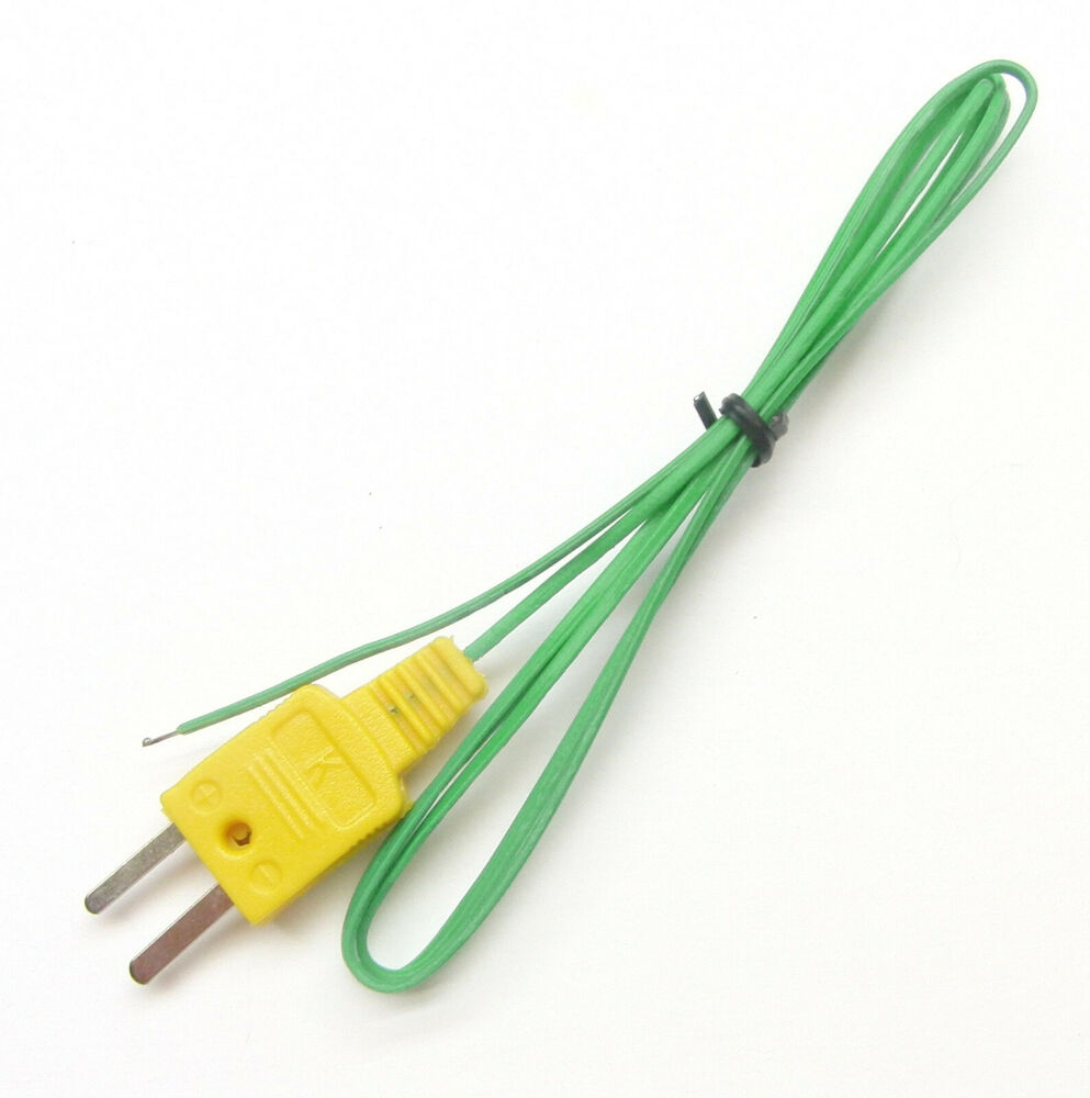 Type K Thermocouple Wire : K type thermocouple wire digital thermometer temperature