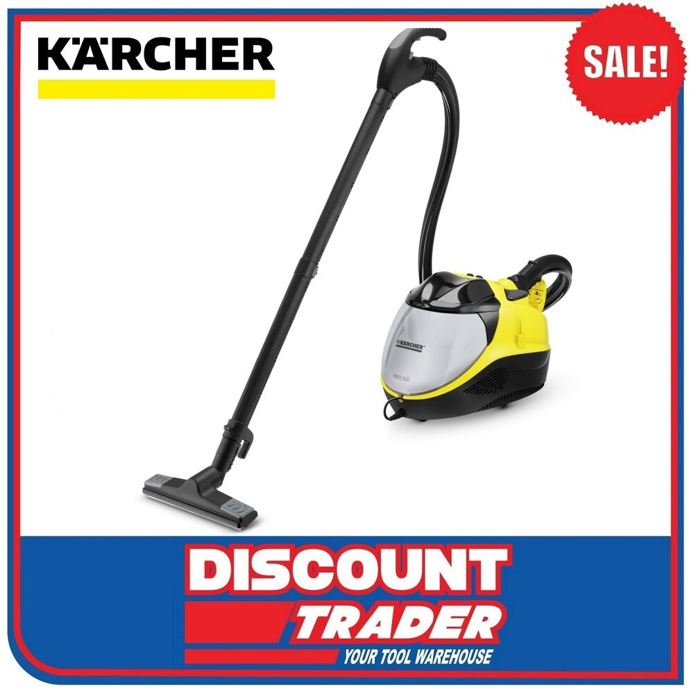karcher 2200w steam cleaner 3in1 vacuum steam cleaning. Black Bedroom Furniture Sets. Home Design Ideas