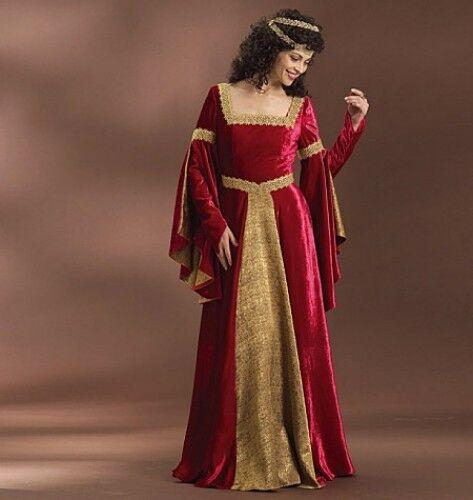 Renaissance Wedding Dress Costume History Mccall S By Heychica: PATTERN BUTTERICK Costume 4571 Arwen Lord Of The Rings