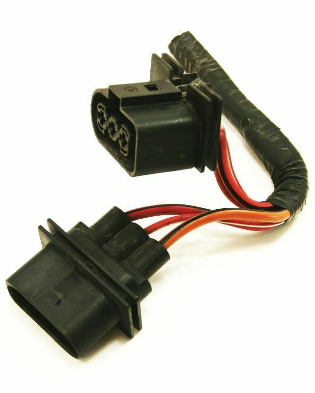 Electric Fans Wiring Plugs Harness Pigtail 99