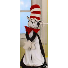 Dr Seuss Cat in Hat plush DIAPER STACKER NEW rare 27