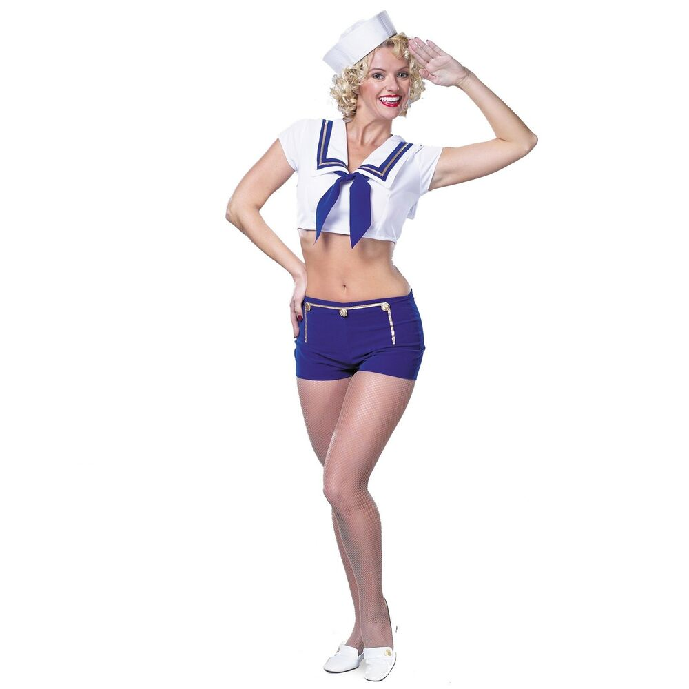 Plus Size Pin Up Halloween Costumes