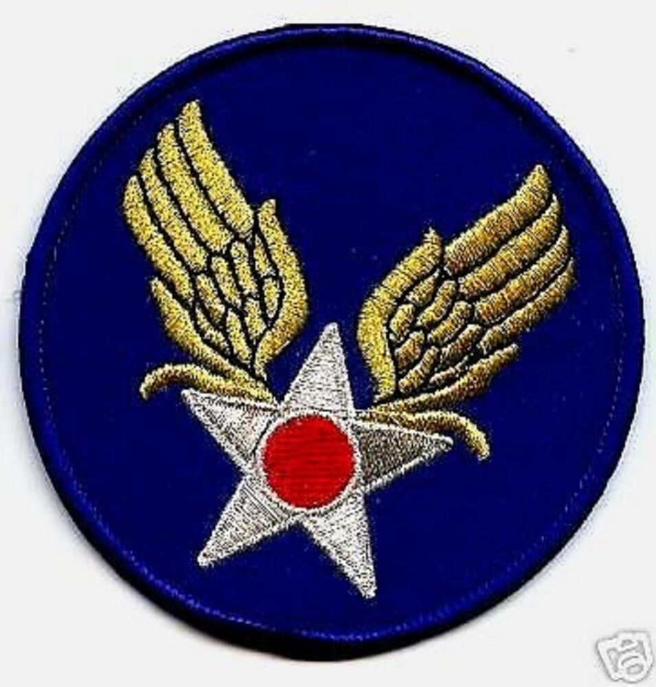 WWII US ARMY AIR FORCE AAF WWII VANTAGE INSIGNIA PATCH ... - photo#42
