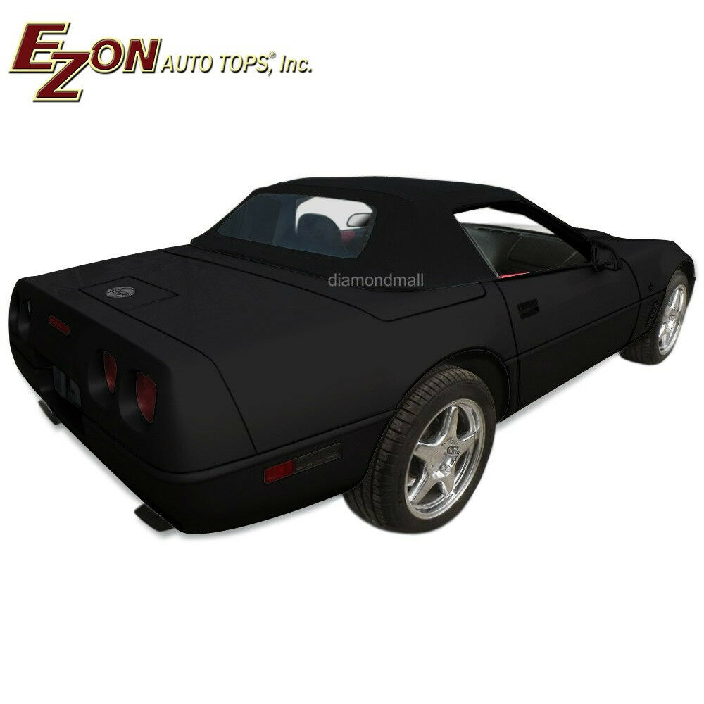Chevy Corvette C4 1986-1996 Convertible Soft Top With