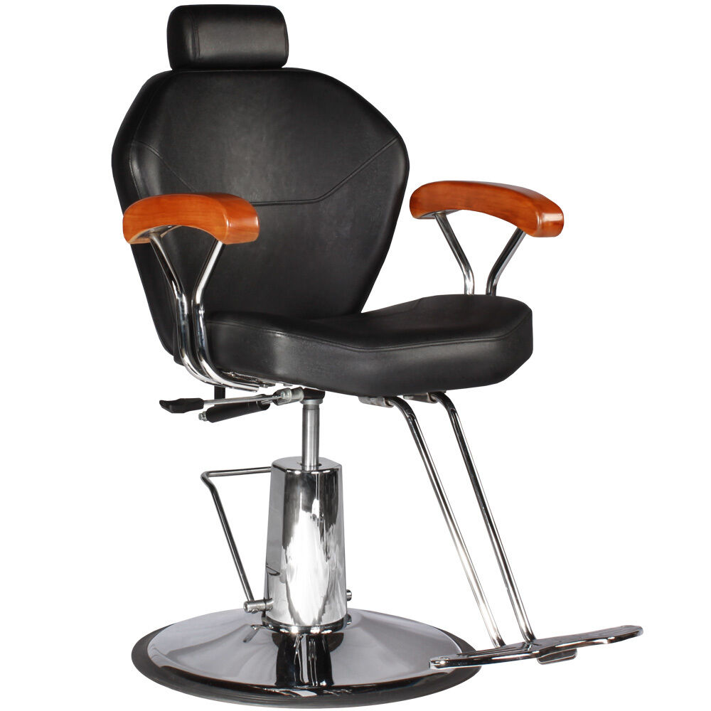 Barber Salon Multi Purpose Reclining Hydraulic Hair Styling Chair Mp 80 Ebay