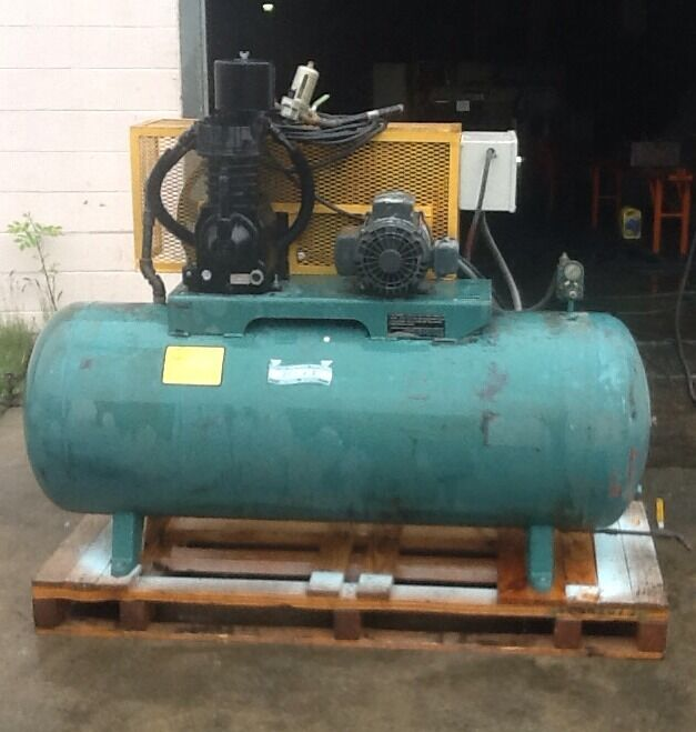 Rolair 5 Hp 100 Gal Air Compressor Ebay