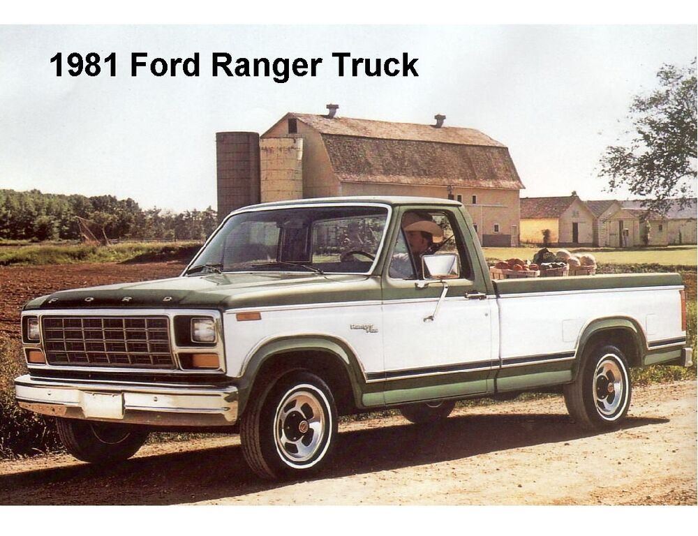 1981 ford ranger truck refrigerator tool box magnet ebay. Black Bedroom Furniture Sets. Home Design Ideas