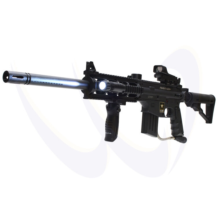 us army project salvo paintball gun For a limited time buy this us army project salvo tactical paintball gun mega set and get 100 paintball rounds for free hurry while supplies last.