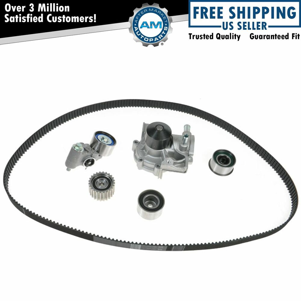 gates timing belt component kit w   water pump for 02