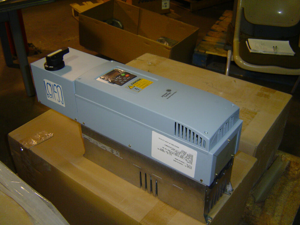 Johnson controls electric motor variable speed drive 30 hp for How to make a variable speed motor
