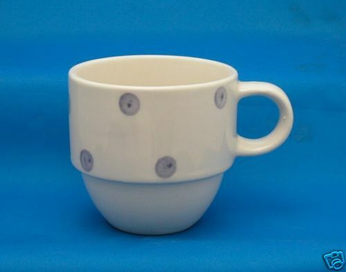 Coffee mug tea cup mulberry home collection ebay for Best coffee mugs for home
