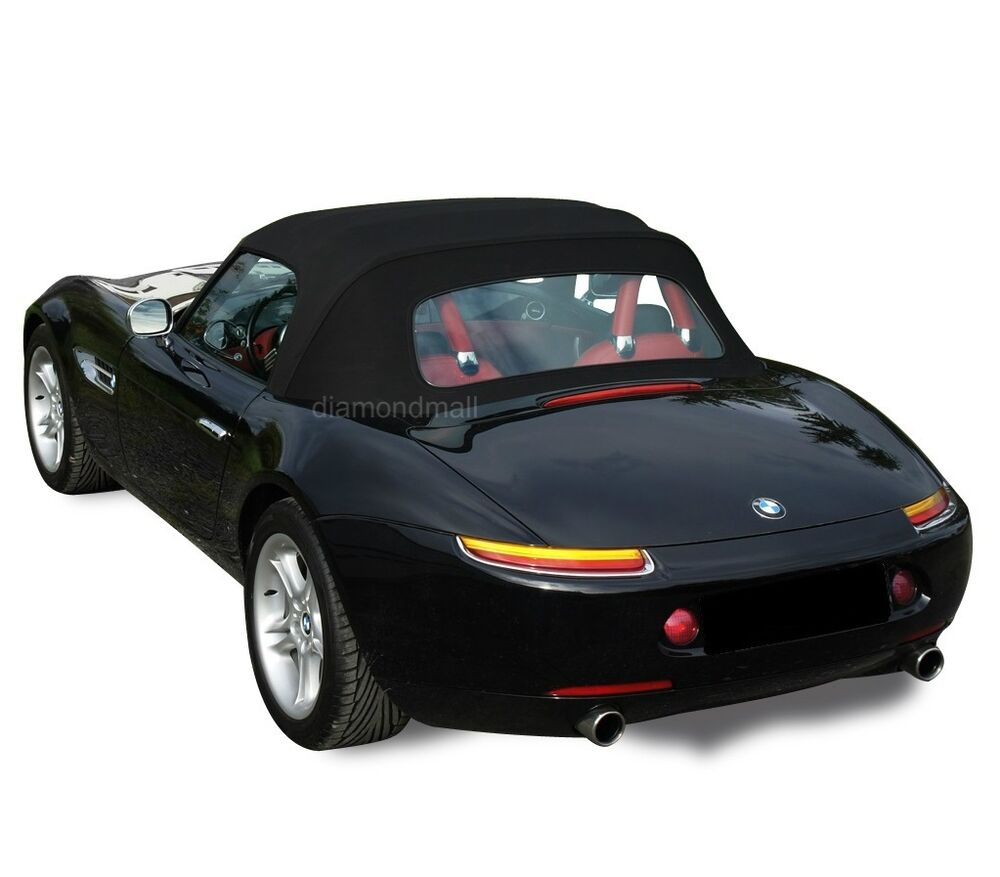 BMW Z8 Convertible Soft Top Replacement With Headliner
