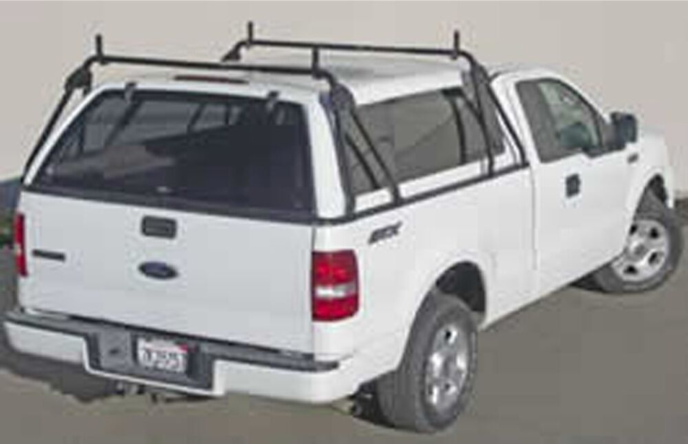 truck cap ladder rack no drilling fits nissan frontier. Black Bedroom Furniture Sets. Home Design Ideas