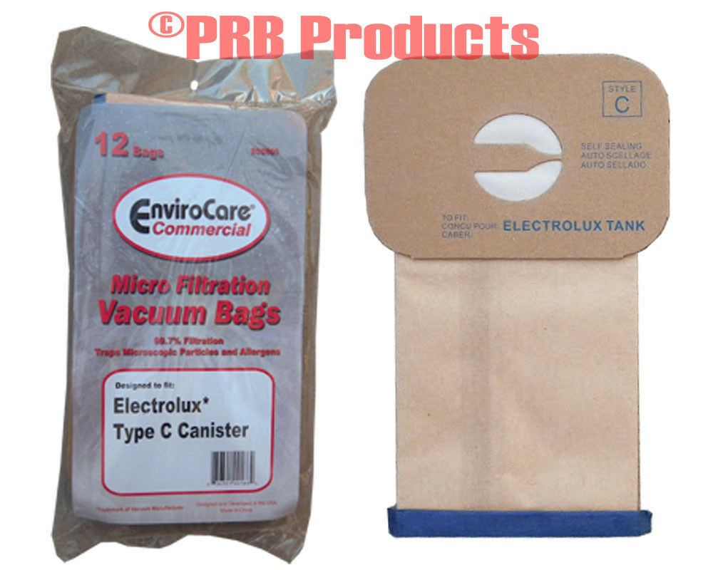 Commercial Vacuum Cleaner Bag Electrolux Cannister Part