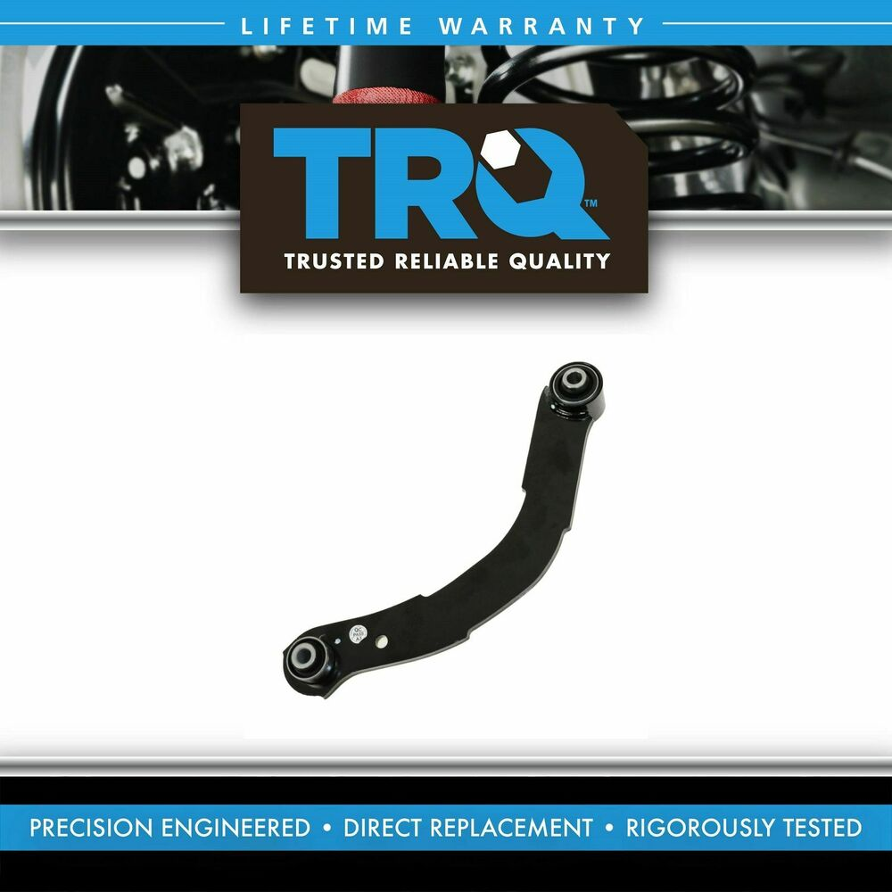 how to change rear upper control arm