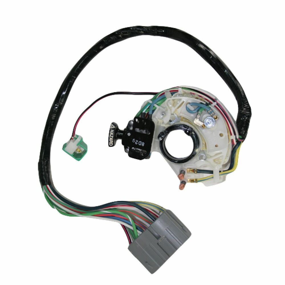 Turn Signal Switch for 84-91 Ford Bronco F-Series Pickup ...