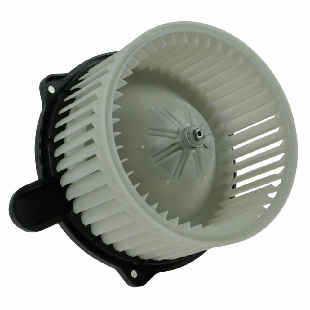 Blower Cage Replacement : Front heater a c blower motor with fan cage impeller for