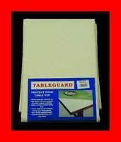 Quality Table Protector Felt Backed Heat Proof 135cm x 135cm