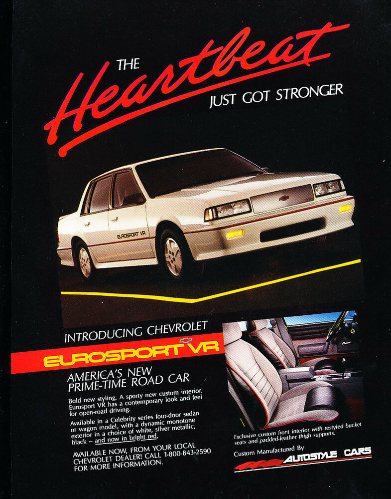 89 chevy celebrity reviews on american