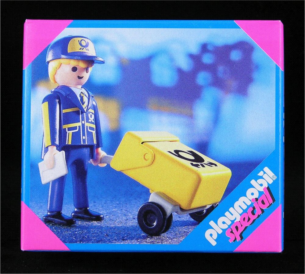 Playmobil postman for Playmobil post