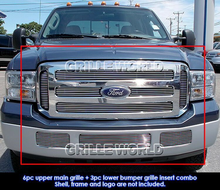 Ford Car Grill Parts