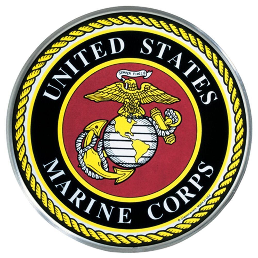 Peaceful image inside printable marine corps emblem