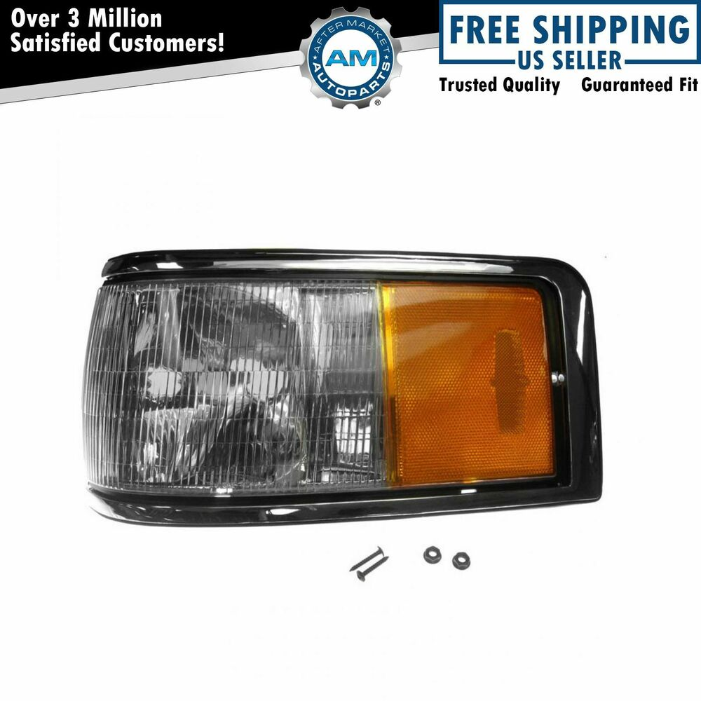 Side Marker Parking Turn Signal Corner Light Driver Left