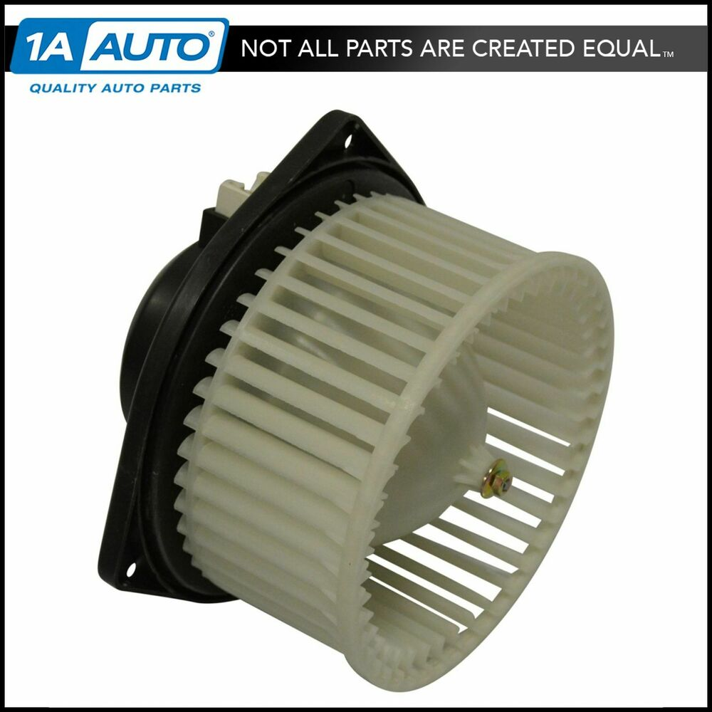 Heater a c ac blower motor w fan cage for acura tl cl ebay for Home ac blower motor replacement cost