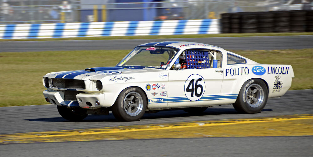 Ford Mustang Ta2 Trans Am Race Car For Sale: Ford Mustang GT350 Trans Am Vintage Classic GT Race Car