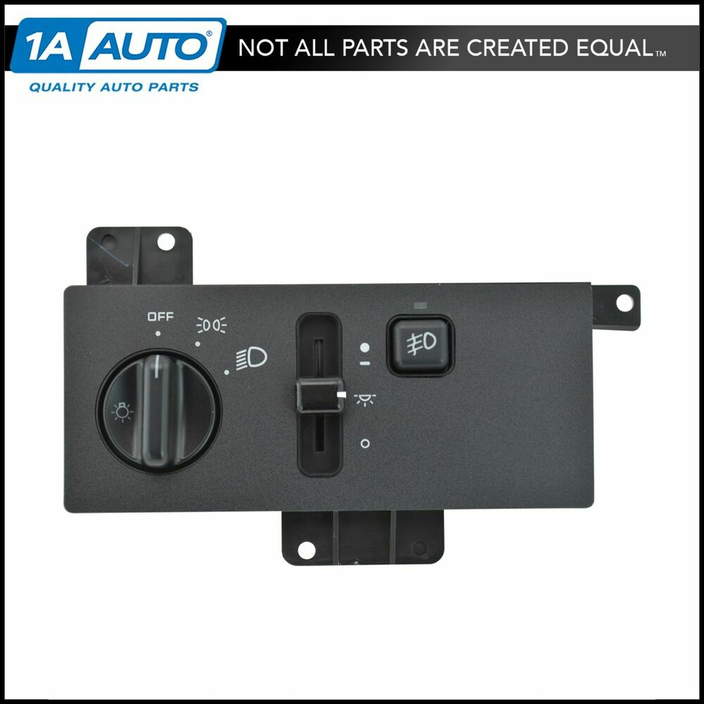 Lights Amp Parts : Headlight fog light lamp switch for jeep