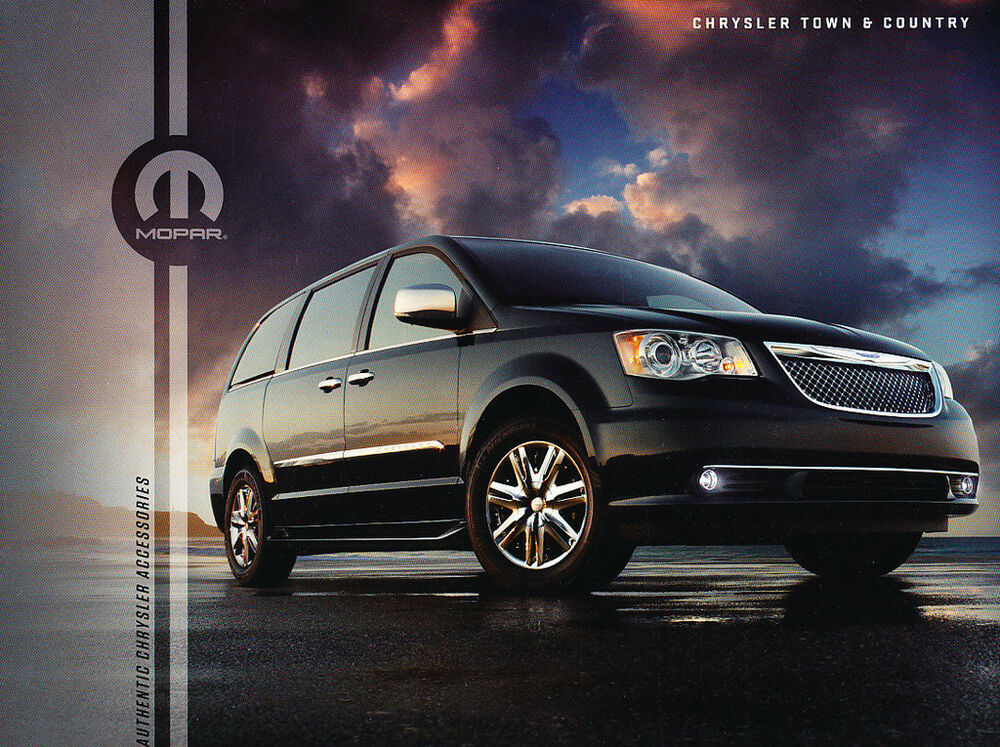 2011 2012 chrysler town and country van dealer accessories. Black Bedroom Furniture Sets. Home Design Ideas