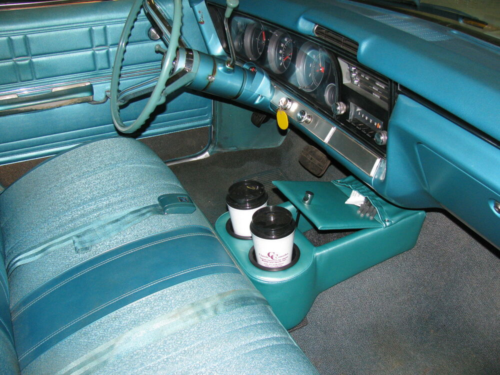 Bench Seat Truck Console