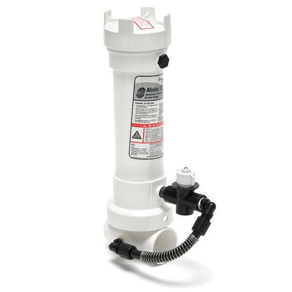 Pentair Rainbow 320 Inline Chlorinator Feeder R171096 Ebay