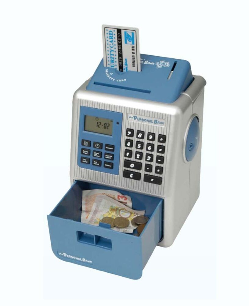 mini atm bank machine