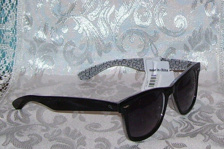 Womens nwt genuine carolina lemke cl wayfarer sunglasses for Wayfare berlin