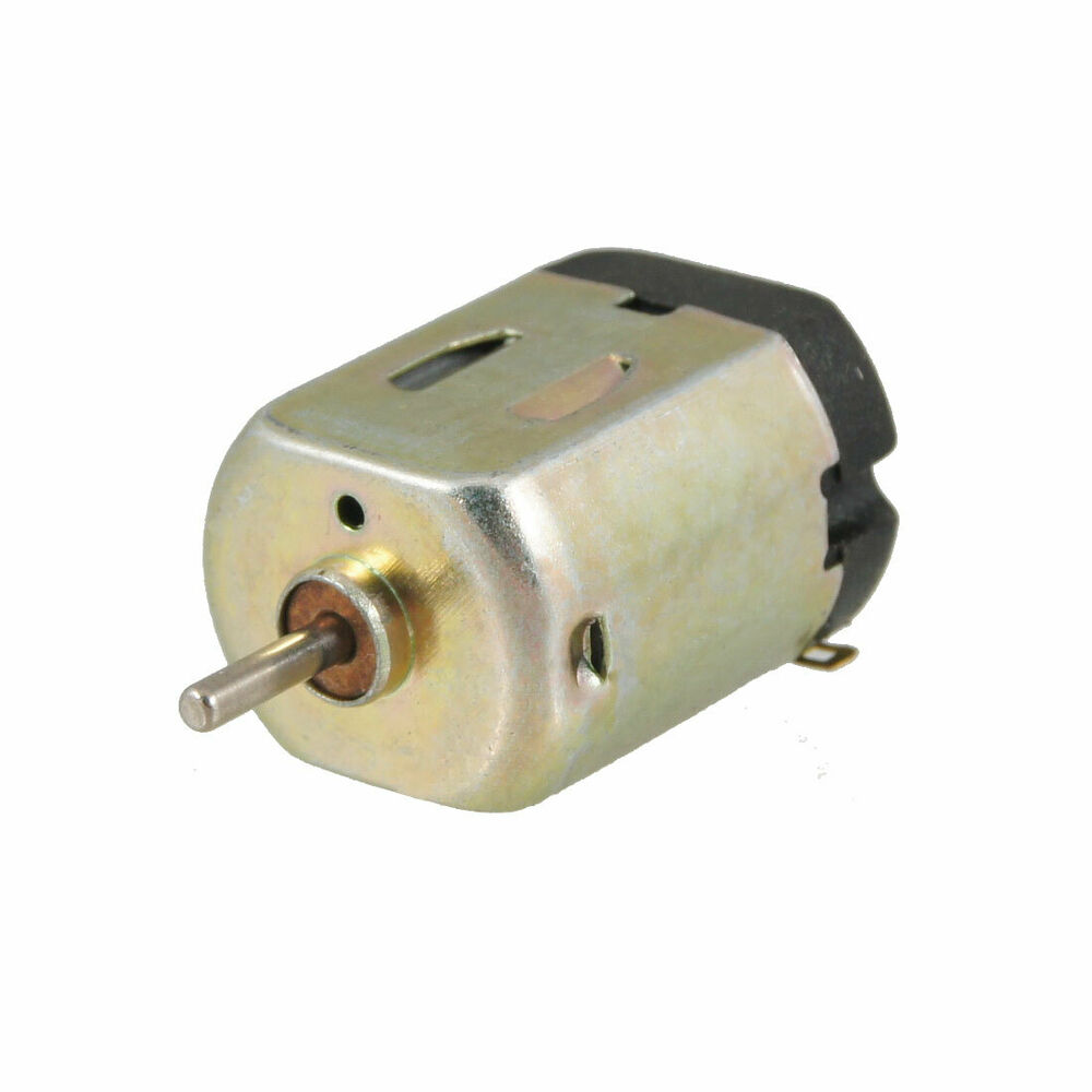 12000rpm dc 3v shaft diameter 2 terminals electric for Electric motor shaft types