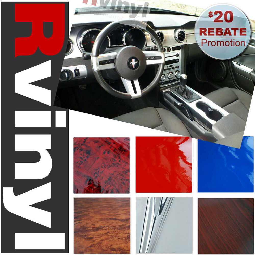 2005 Ford Gt Interior: Dash Kit Decal Auto Interior Trim For Ford Mustang 2005