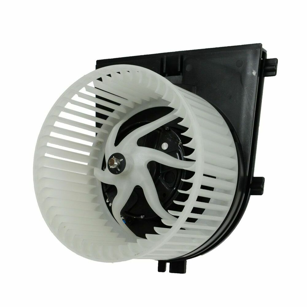 Heater a c ac blower motor with fan cage 1j1819021a for for Vw passat blower motor resistor