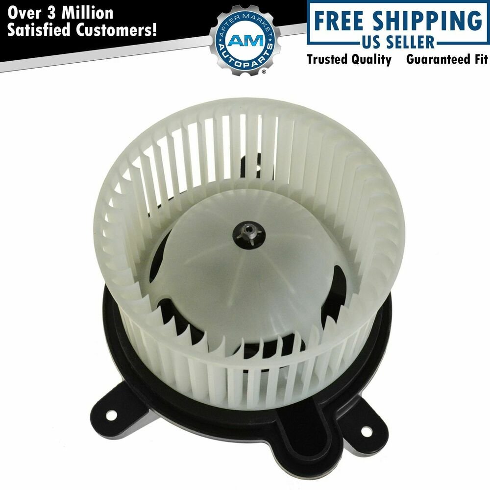 Blower Cage Replacement : Heater blower motor w fan cage for jeep cherokee wrangler