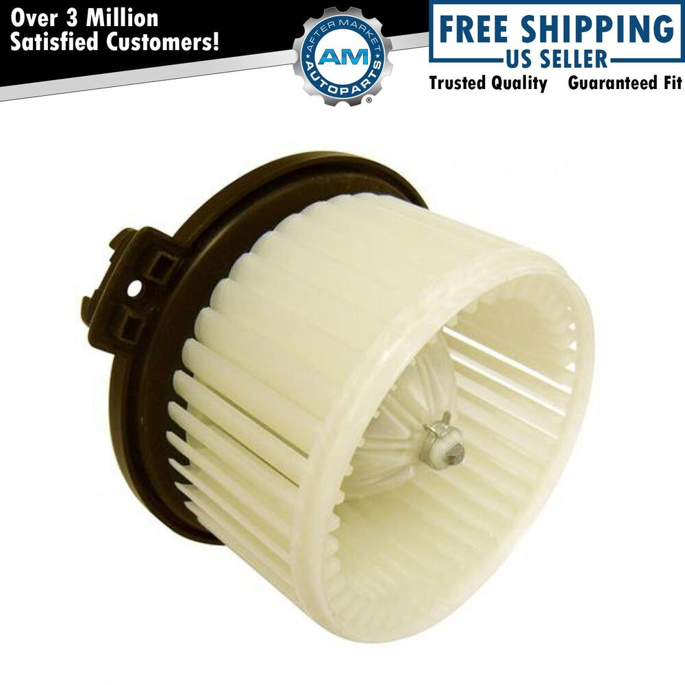 Toyotum Truck Heater Wiring: A/C Heater Blower Motor W/ Fan Cage For Toyota Tacoma Echo