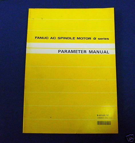 Fanuc Manual b 65280en