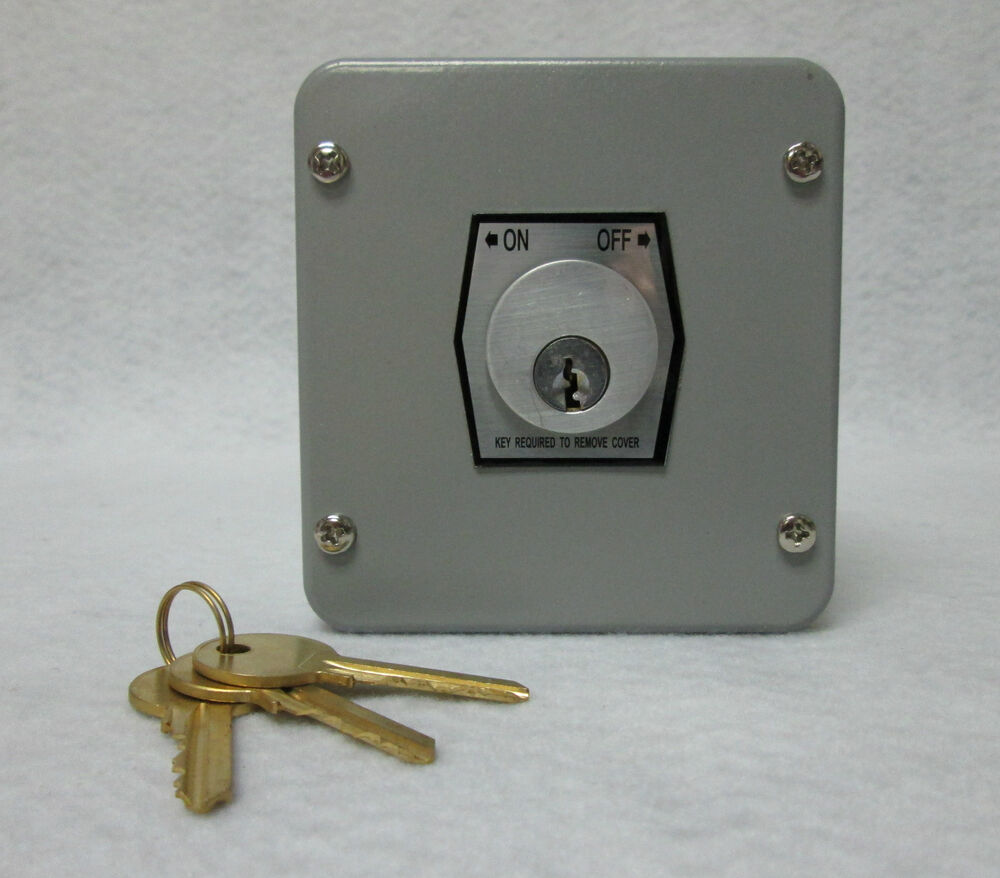 Kxl lockout commercial control station key