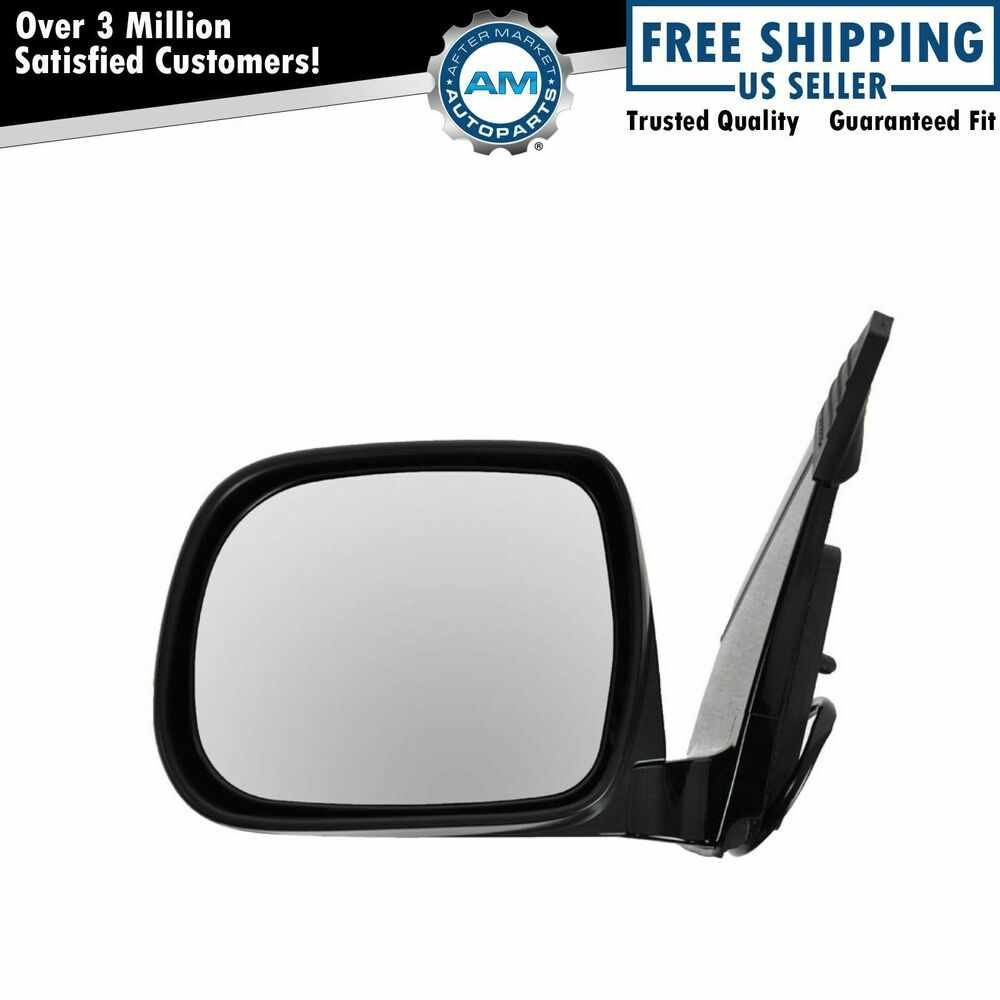 Power Heated Side View Mirror Driver Left Lh For Lexus